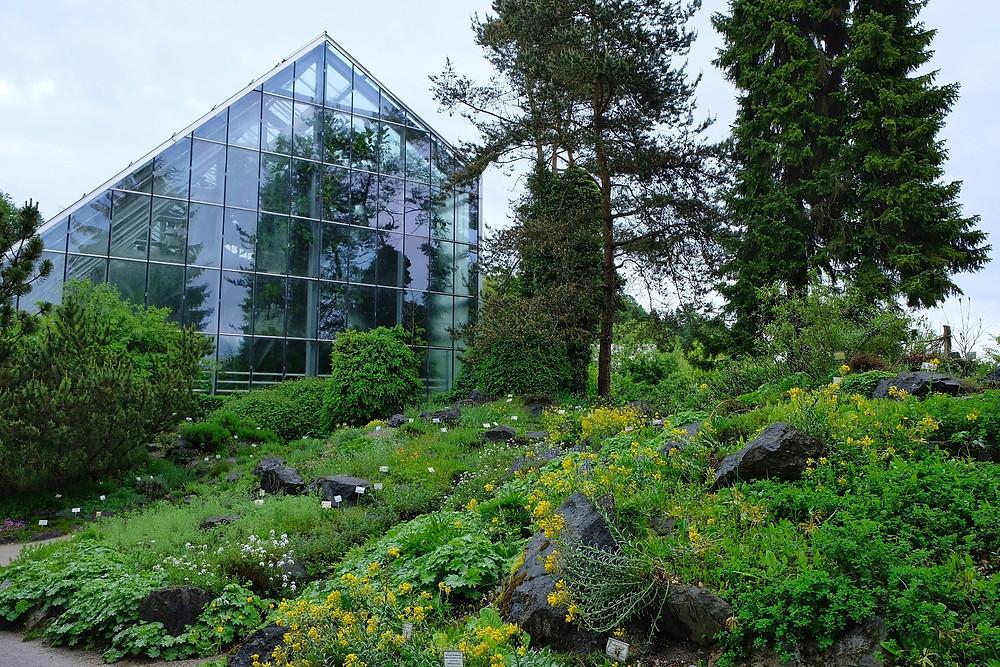 Botanic Garden Ljubljana, Slovenia