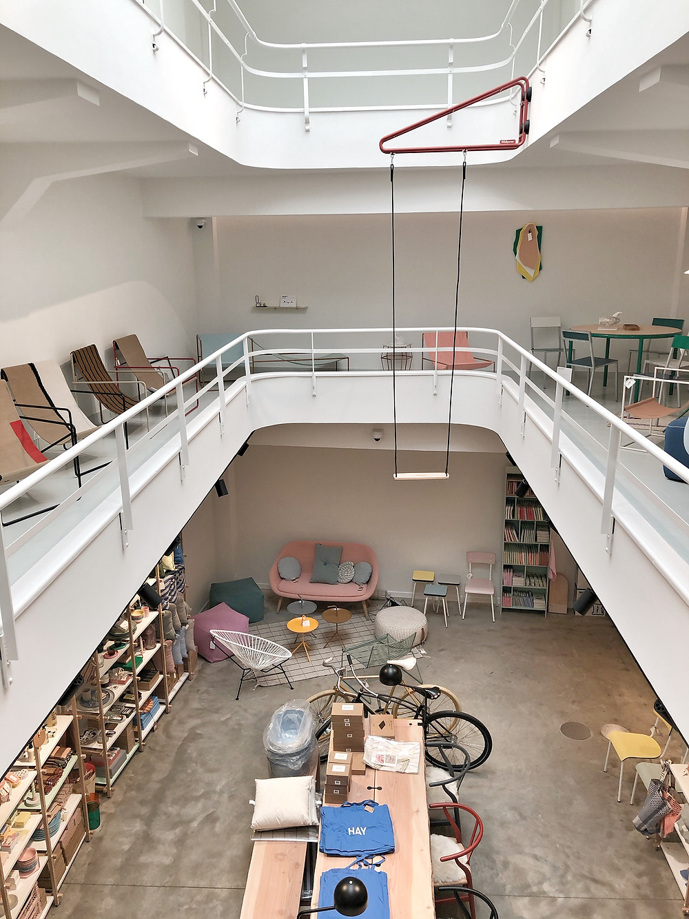 bar-bara interior Sint-Niklaas