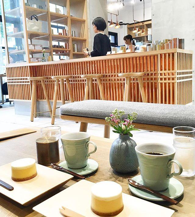 Coffee at Kaikado in Kyoto
