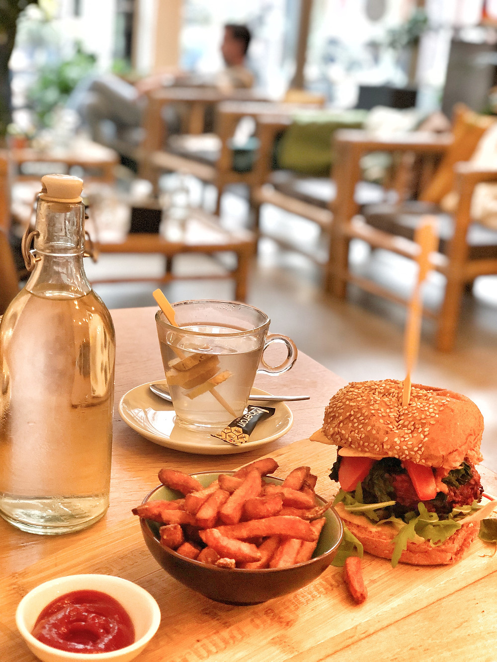 Lunch at Lazy Lemon, Leeuwarden