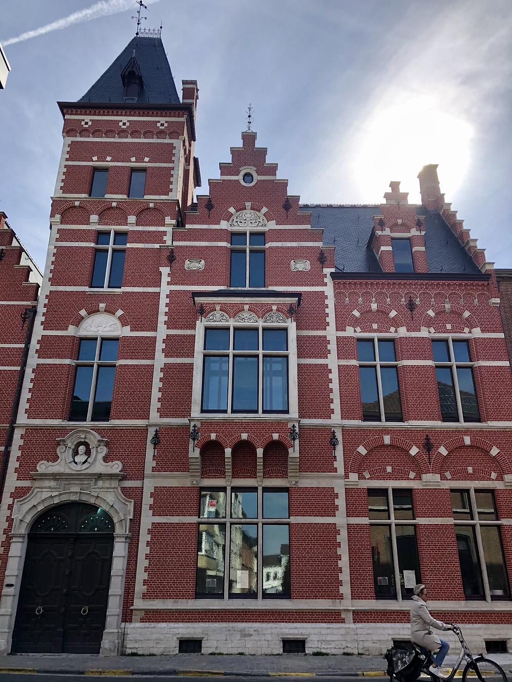 Huis Janssens Zamanstraat Sint-Niklaas