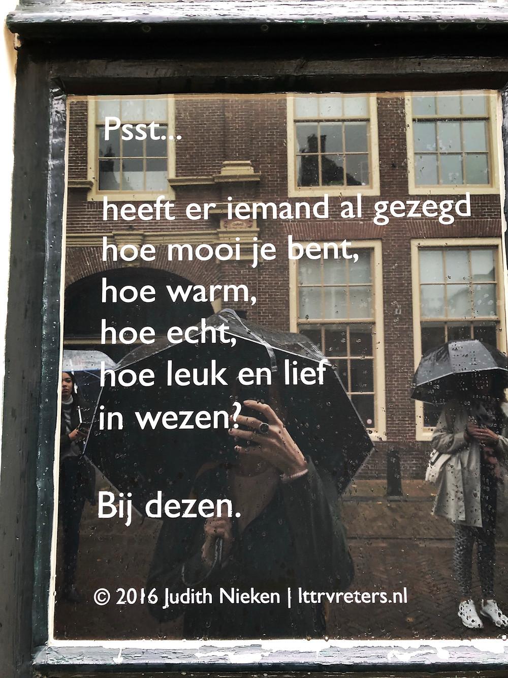 Poetry by lttrvreters, Leeuwarden