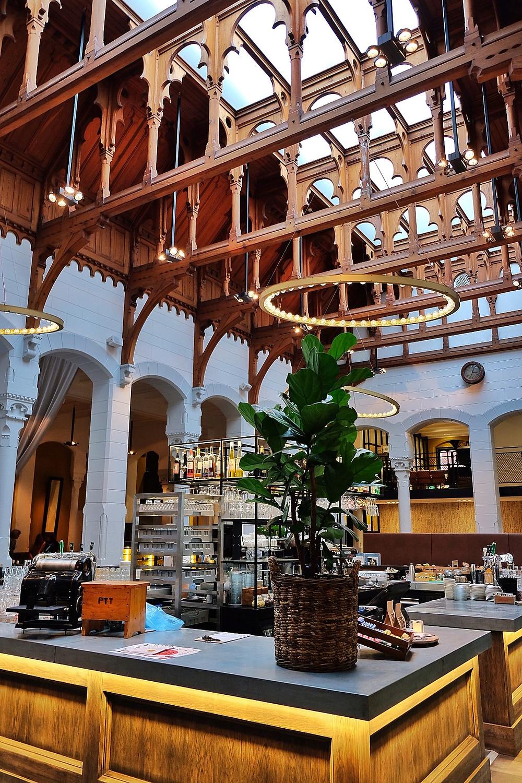 Grand Café, Post Plaza Hotel Leeuwarden