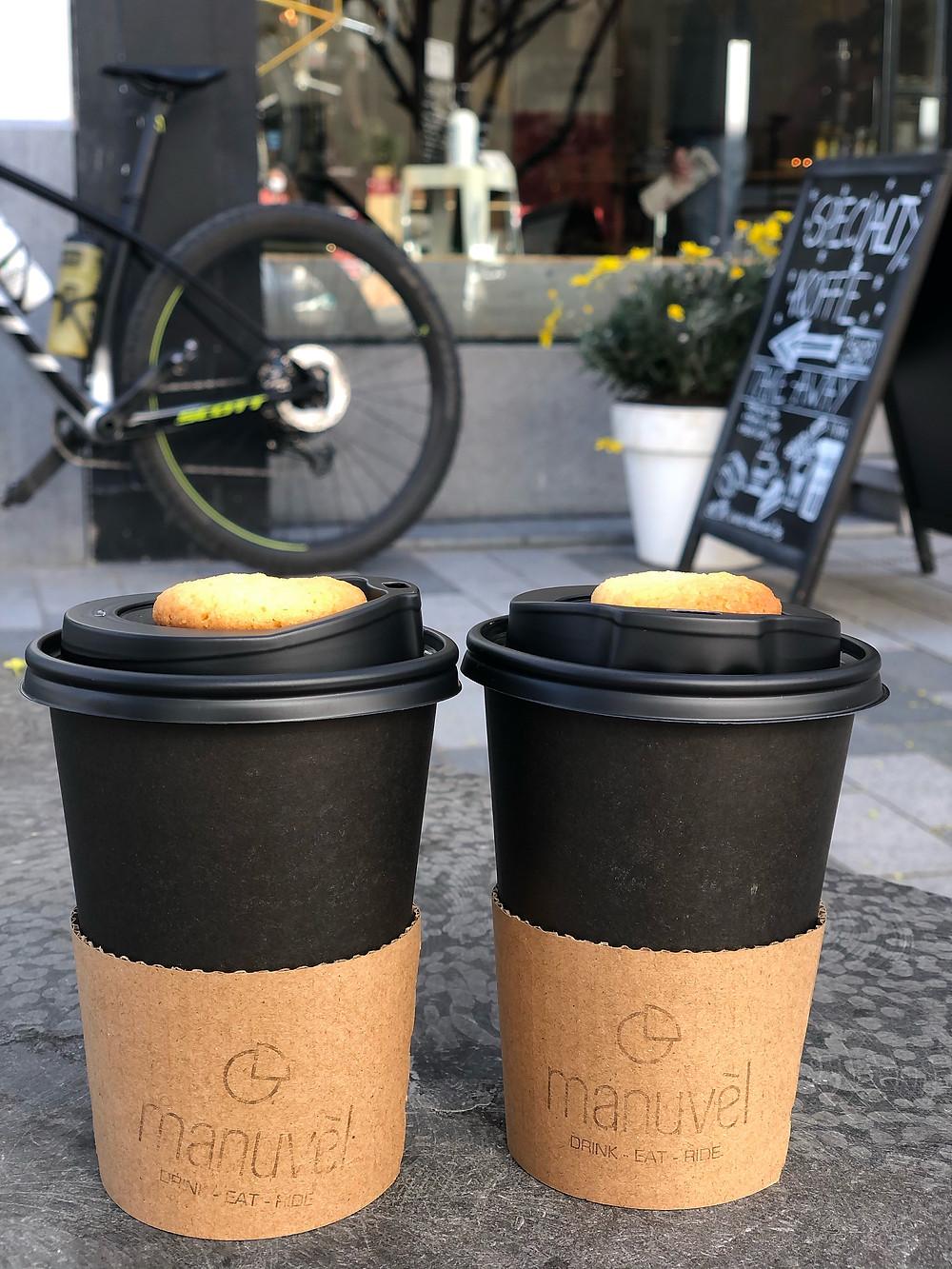 Coffee at Manuvèl Sint-Niklaas