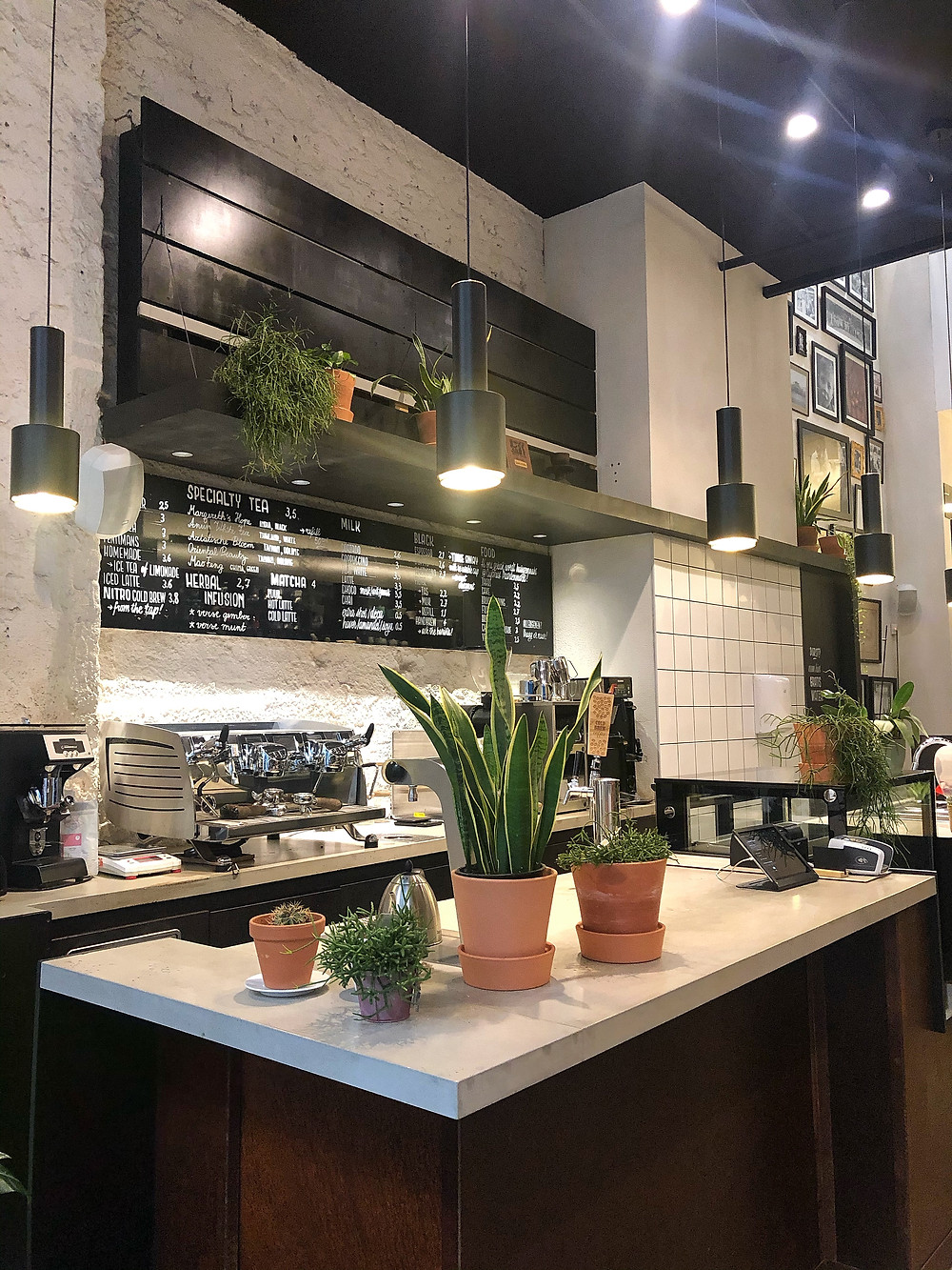 Cuperus coffee bar Antwerp