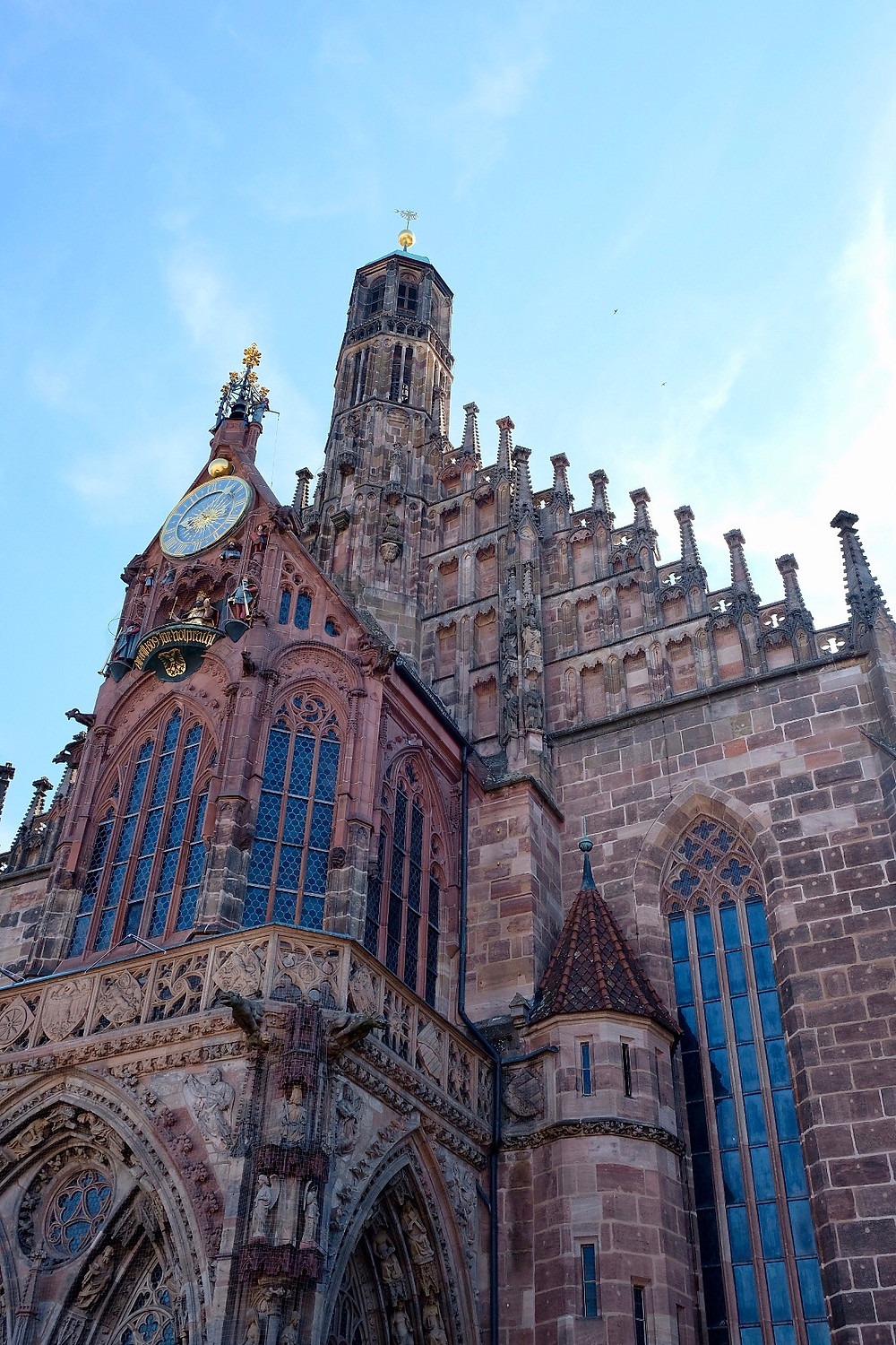 Frauenkirche (The Church of our Lady), Nürnberg