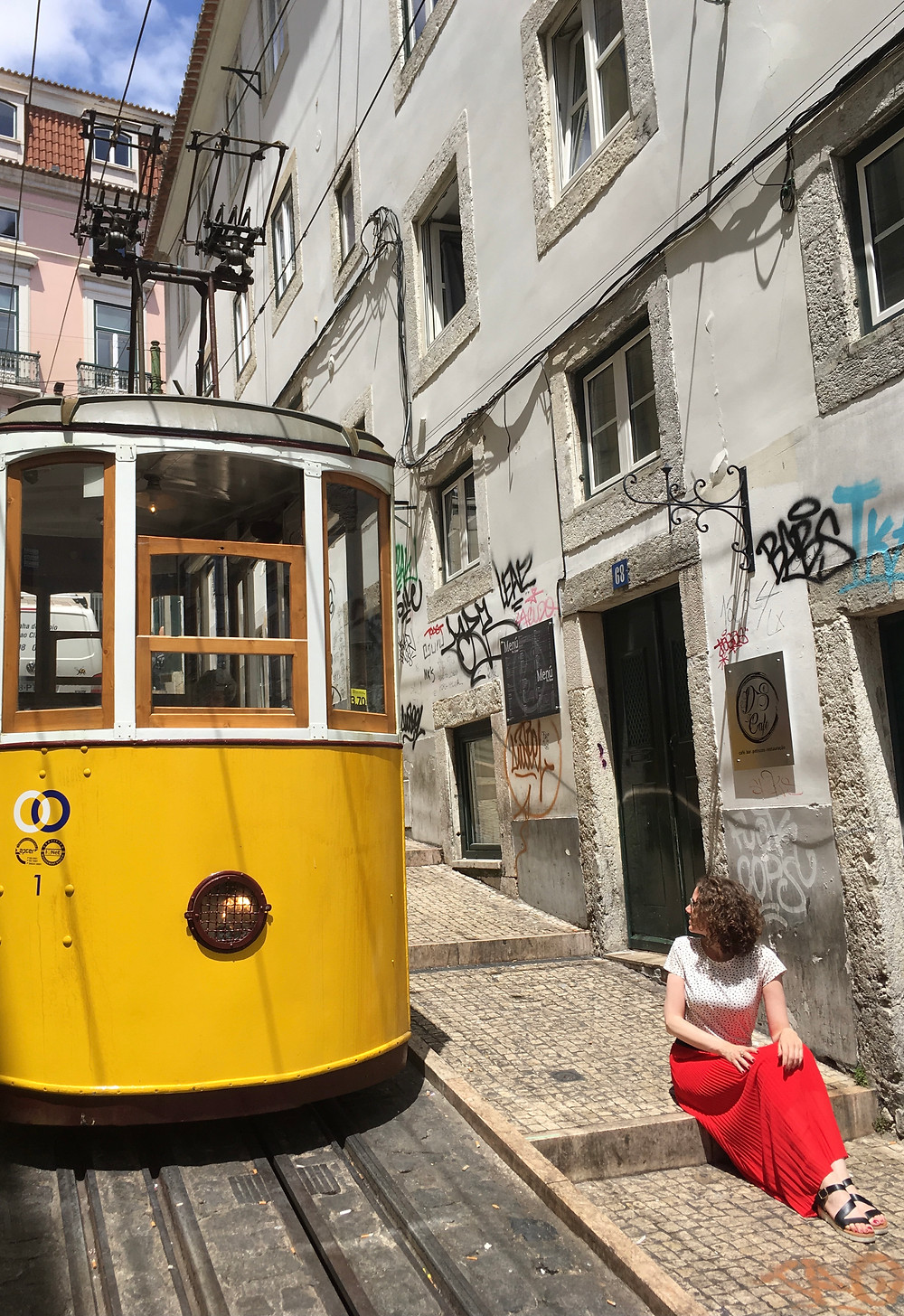 Lonnies Planet in Lisbon Portugal