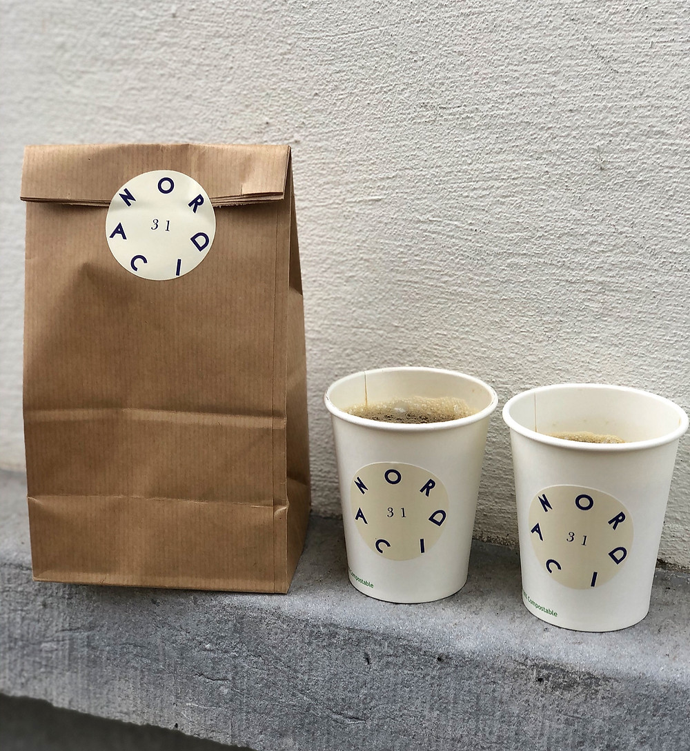 Nordica 31 coffee Antwerp