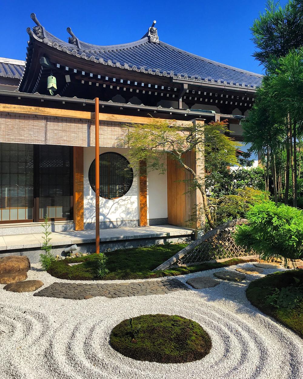 Hase-dera Temple in Kamakura Japan