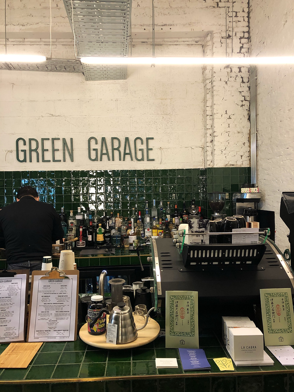 Green Garage Antwerp