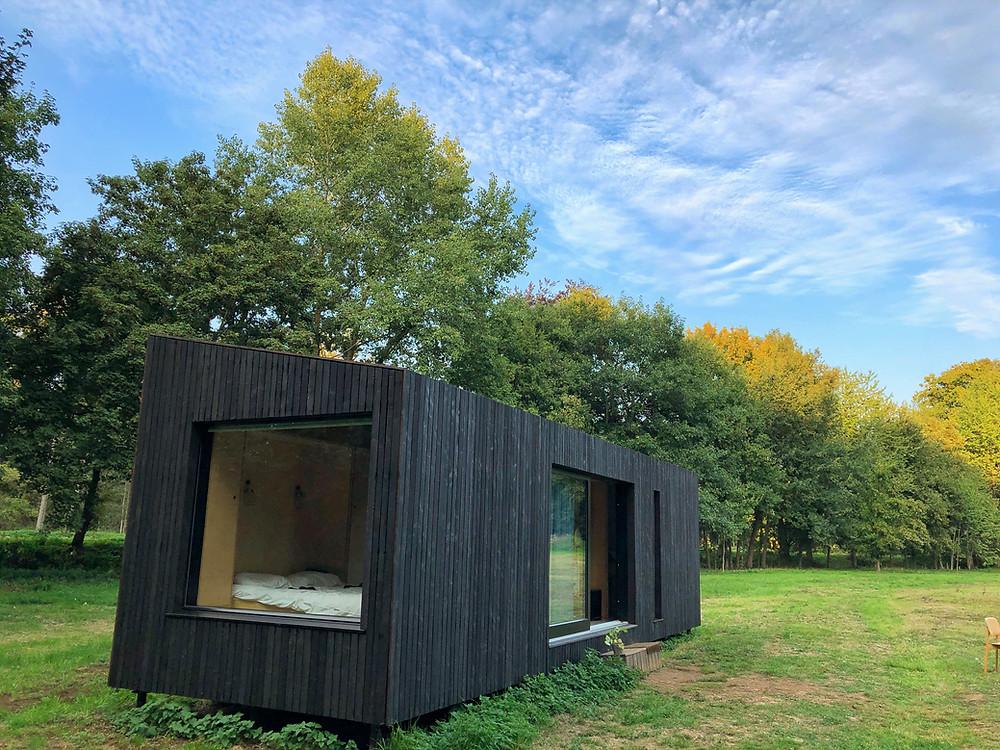 Slow Cabins Belgium
