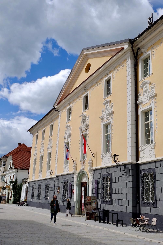 Thurn's Manor, Radovljica, Slovenia