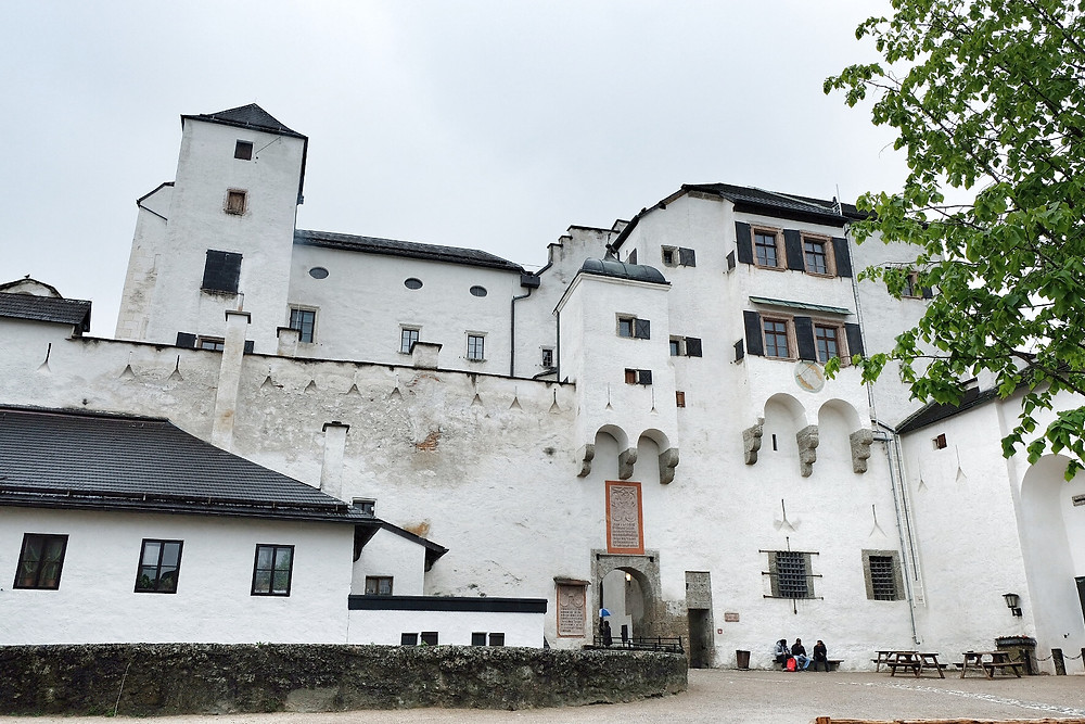 Hohensalzburg Fortress Salzburg