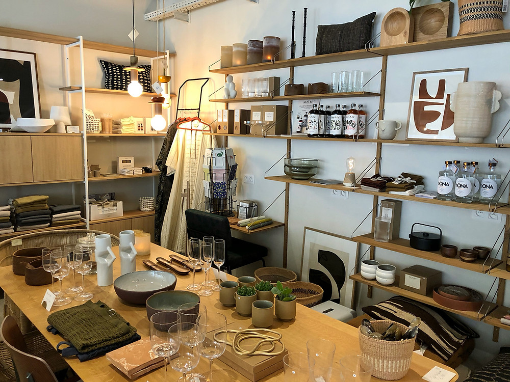 PLEK interior store in Leuven