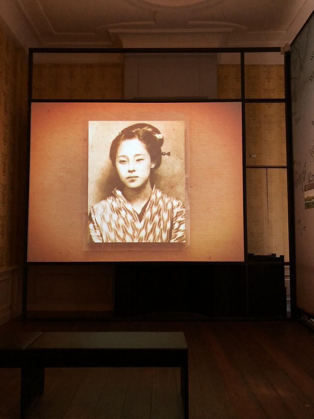 Ine Kusumoto at SieboldHouse Leiden