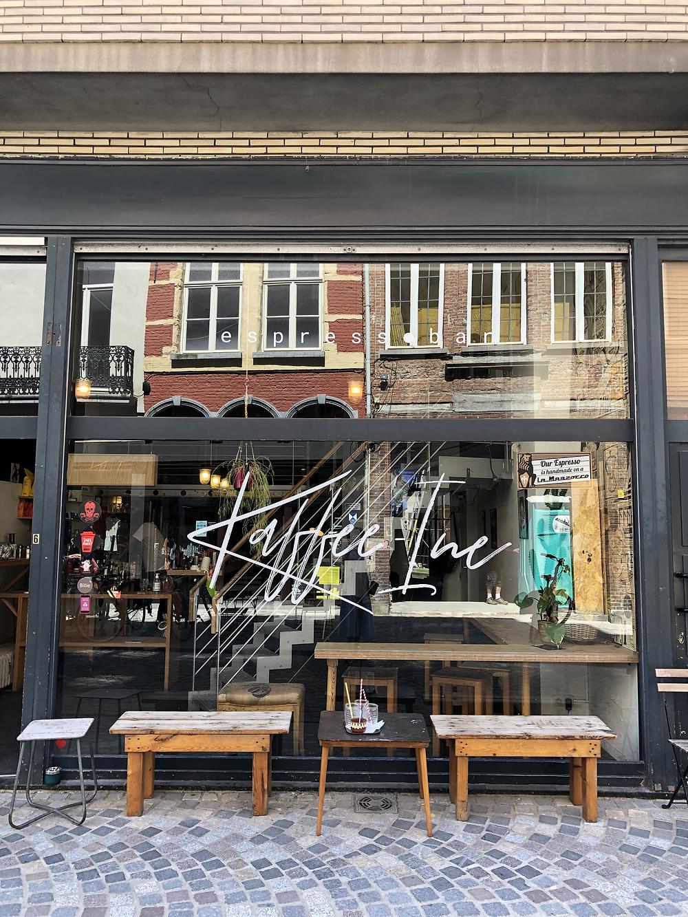Kaffee-Ine espresso bar Mechelen