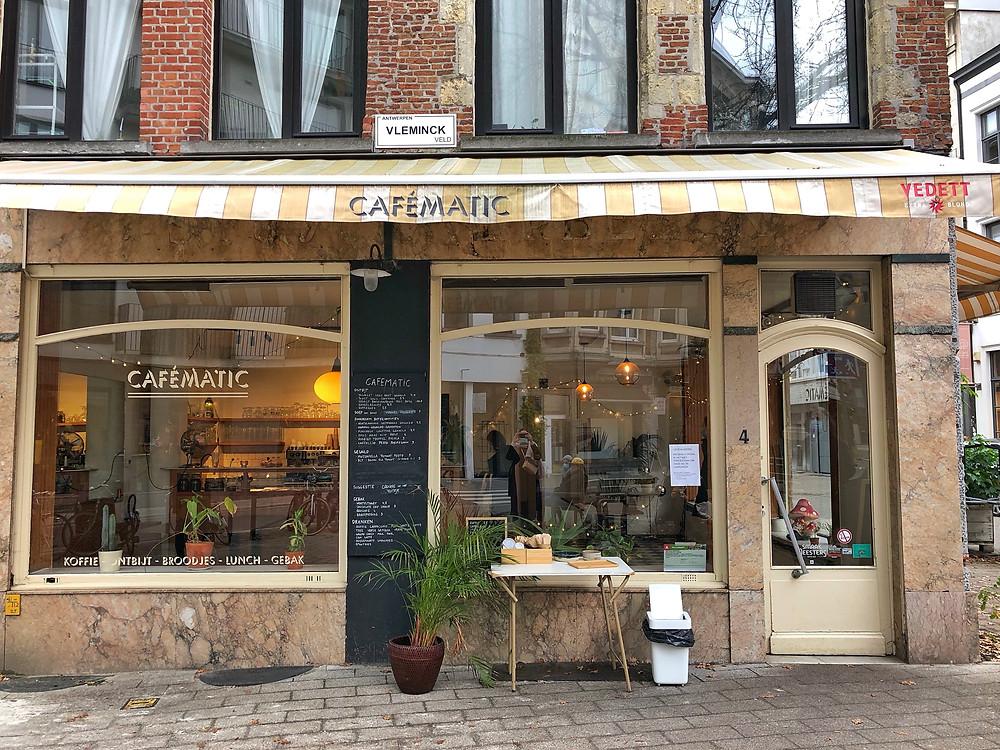 Cafématic Antwerp