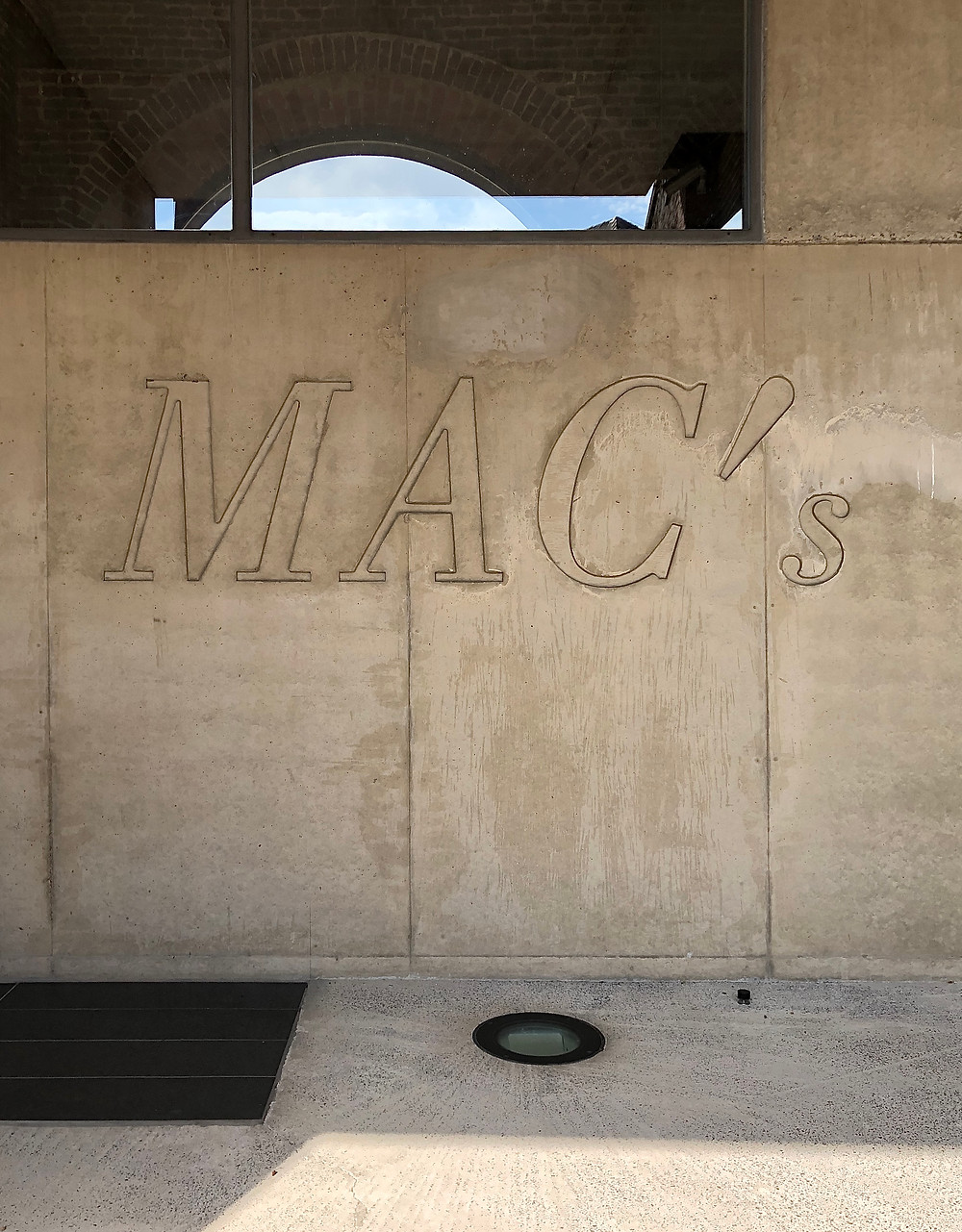 MAC's at Le Grand-Hornu, Belgium