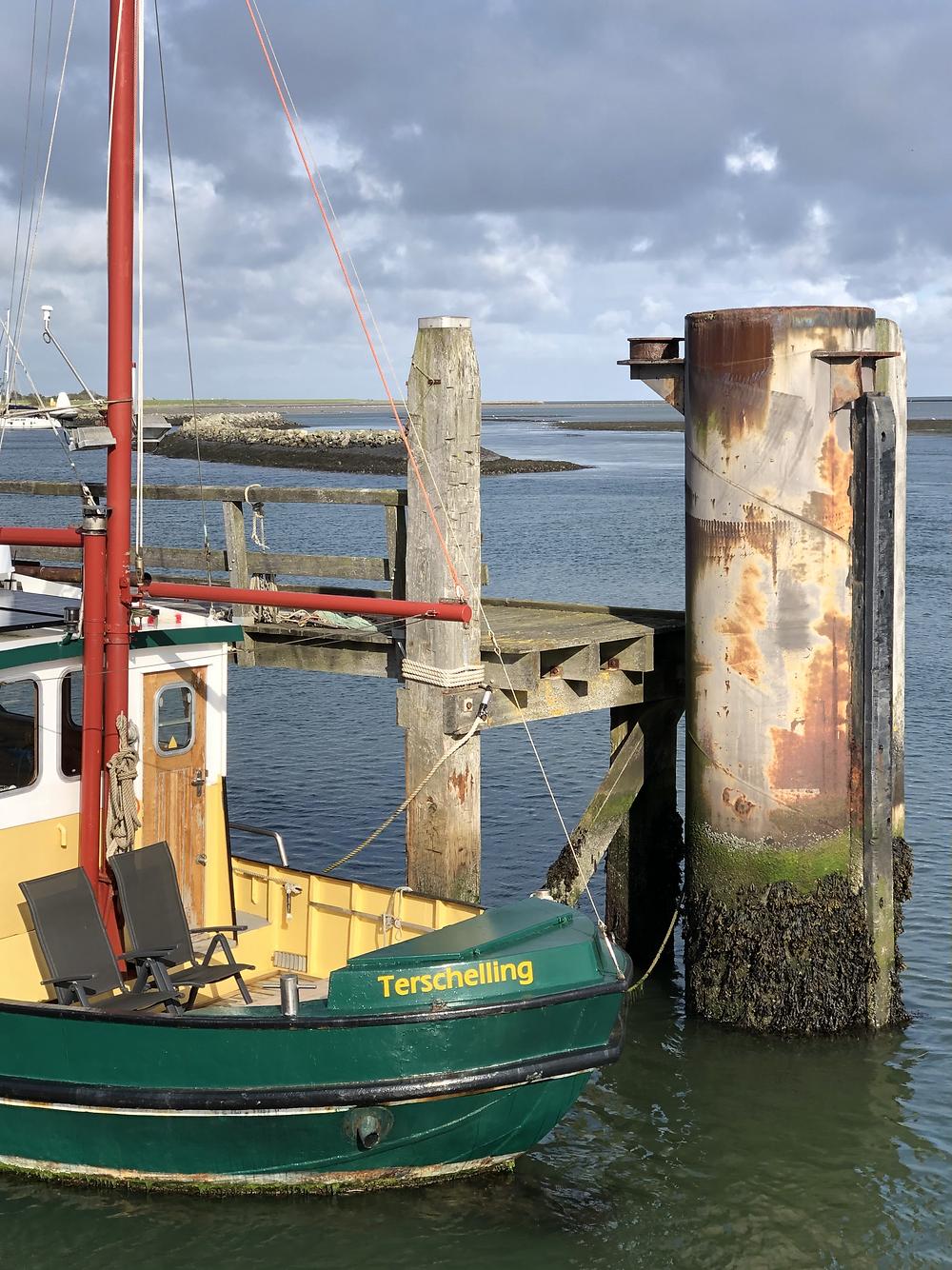 Boat Terschelling