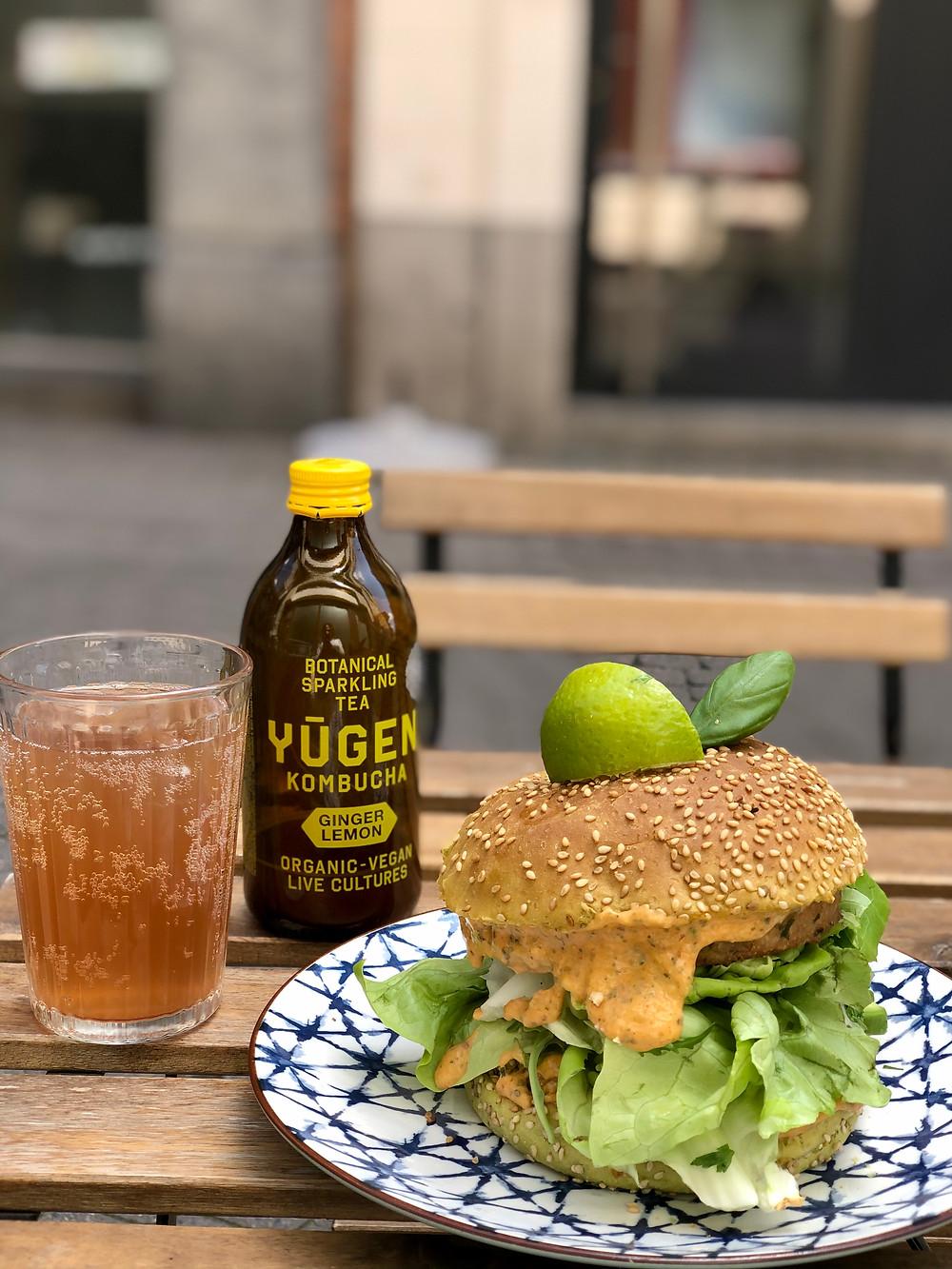 Lunch at Life Bar Leuven