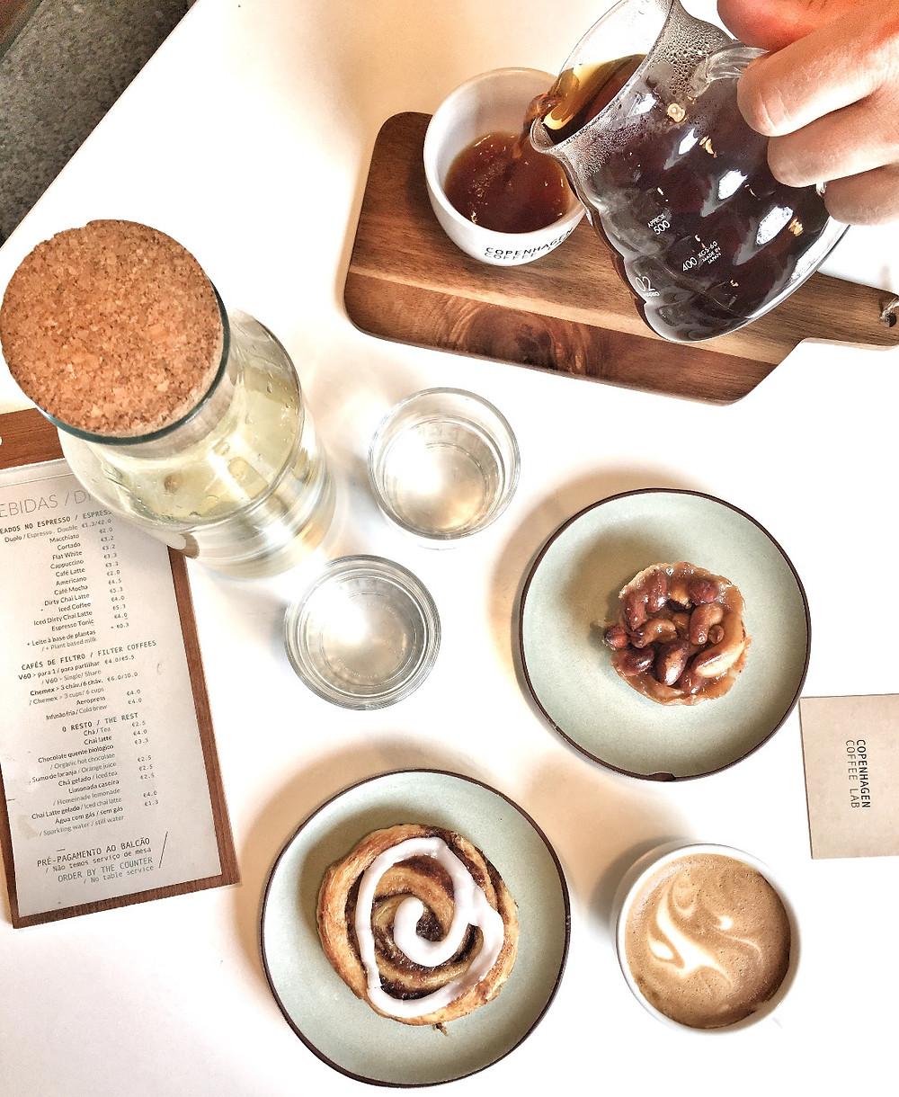 Copenhagen Coffee Lab in Lisbon