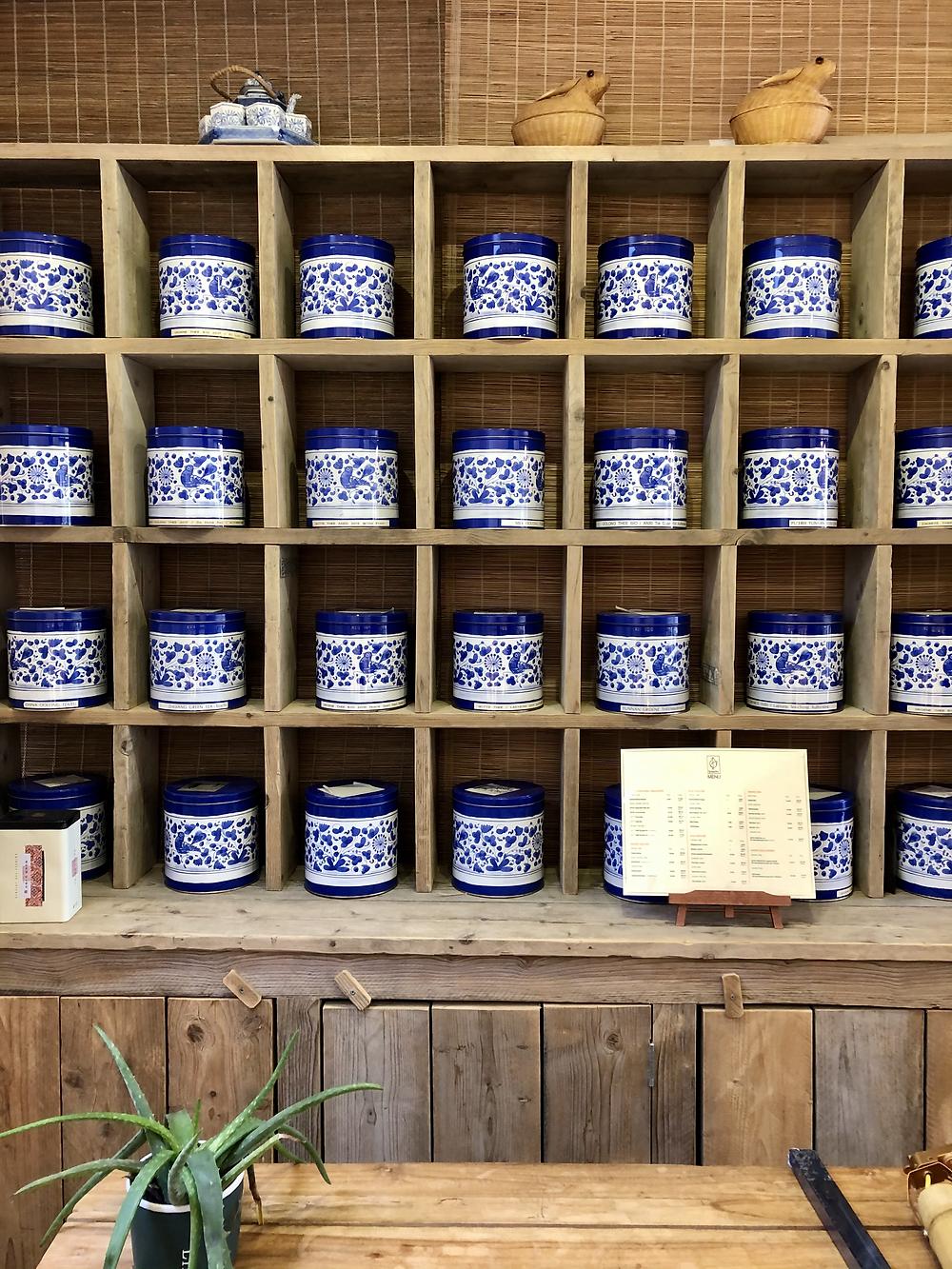 Tea at Biochi in Sint-Niklaas