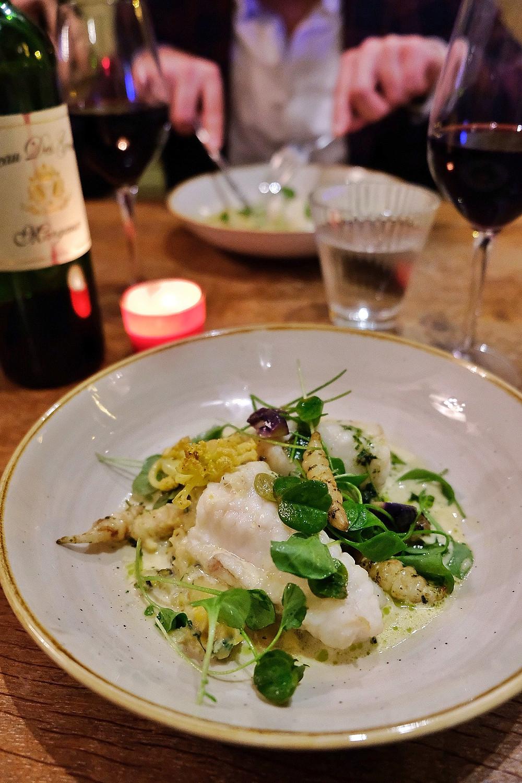 Dinner at Restaurant Lepelblad in Ghent