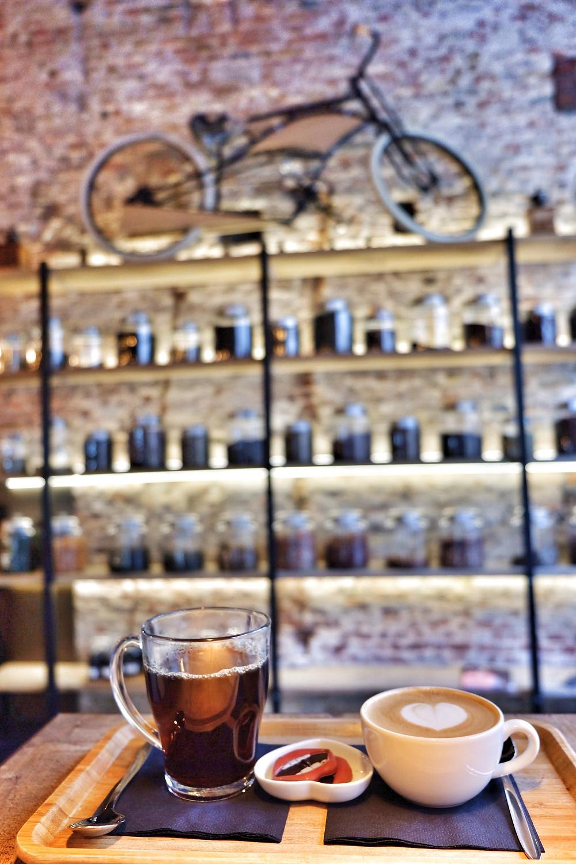 Espresso Bar - I Love Coffee in Bruges