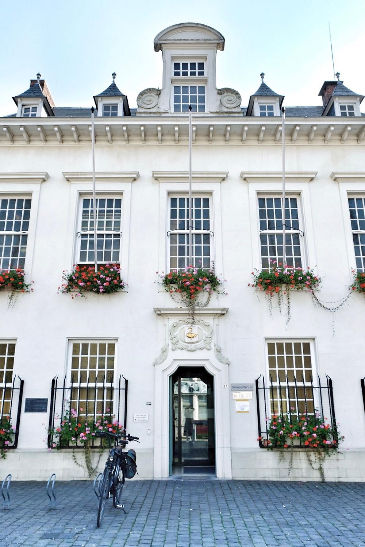 Town Hall Heist-op-den-Berg Belgium