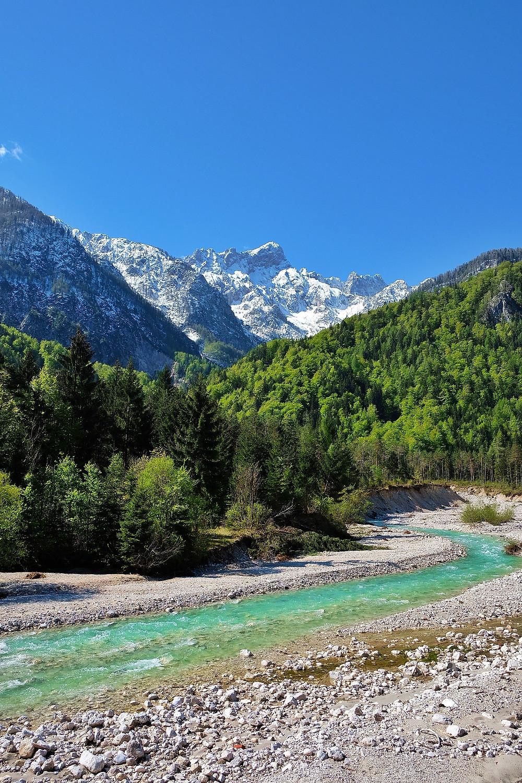 Upper Sava Valley, Slovenia