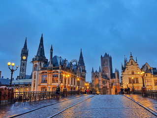 Ghent: a weekend in the 'veggie capital' of Europe