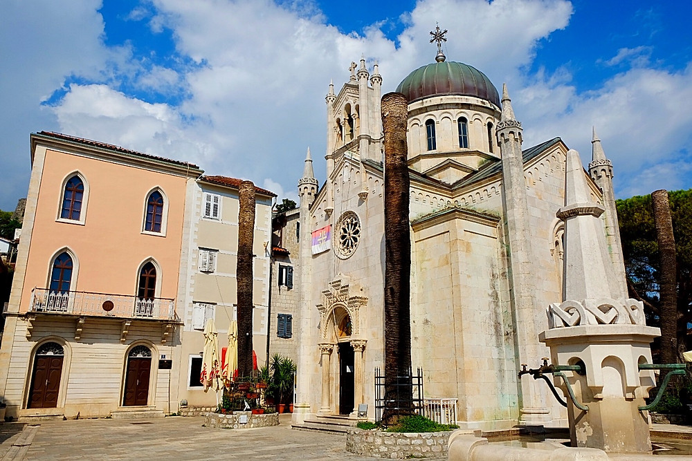Orthodox Church in Herceg Novi
