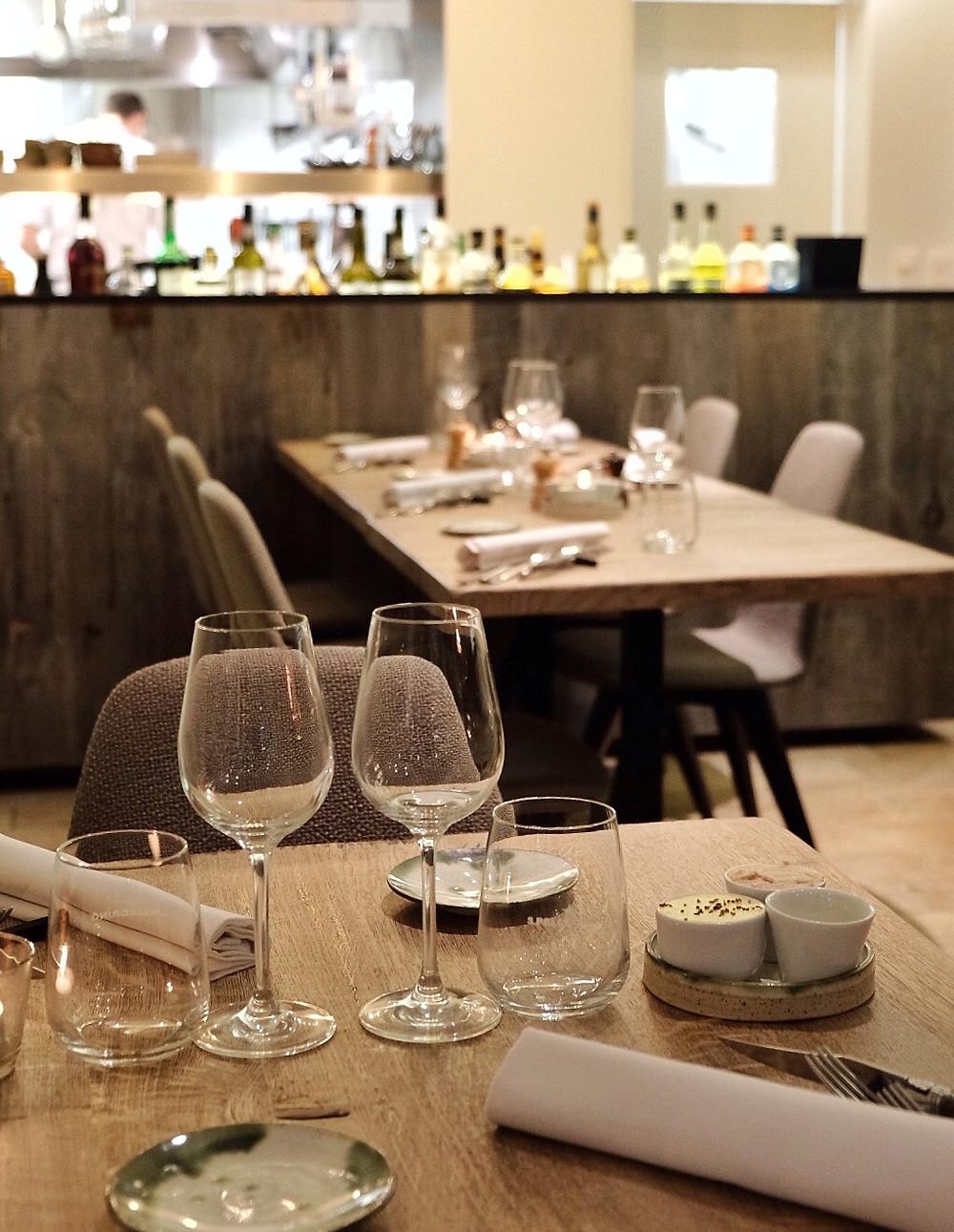 Kok au Vin Restaurant in Bruges