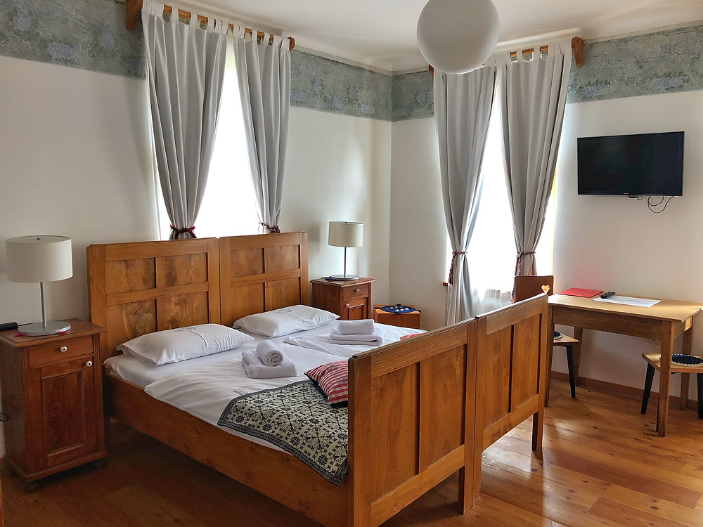 Design Rooms Pr' Gavedarjo in Podkoren, Slovenia