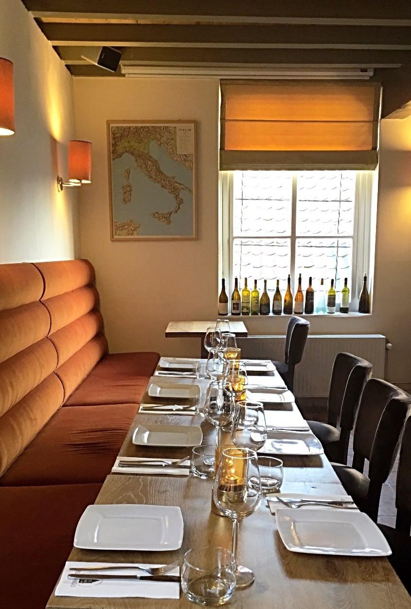 Restaurant Il Borgo in Helmond