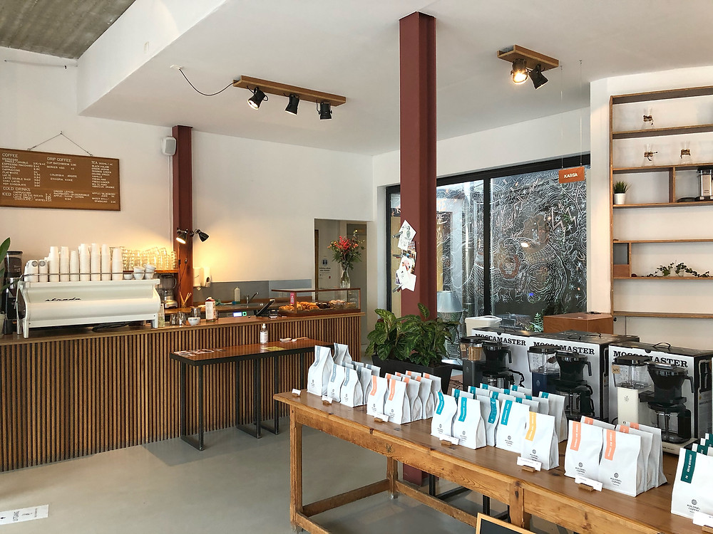 Kolonel Coffee Roastery & Bar, Antwerp