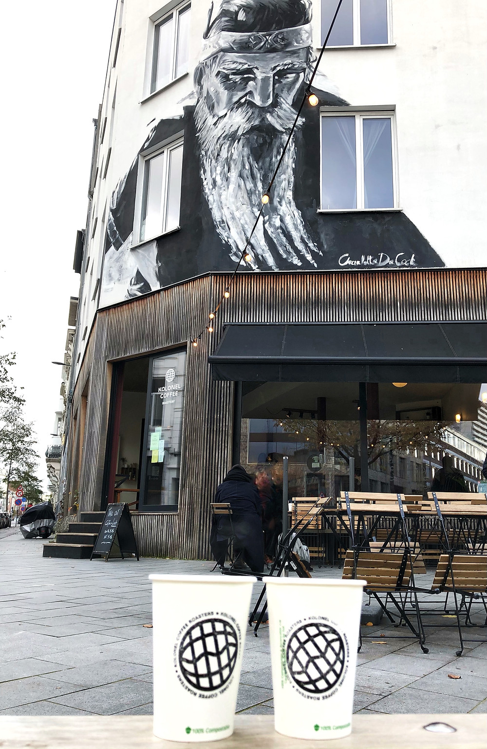 Kolonel Coffee Antwerp