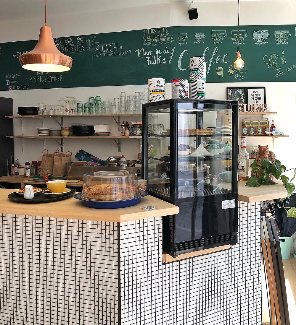 Feliks Coffee and Lunch Bar Lier
