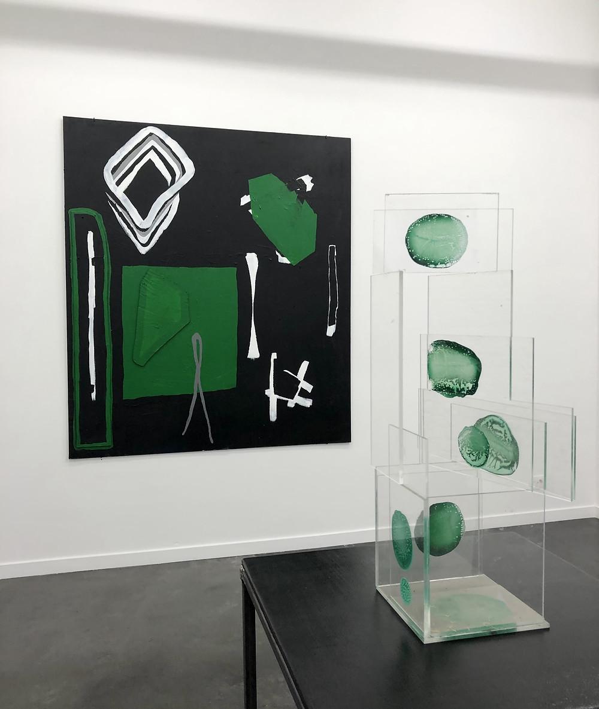 Art by Rein Dufait at De Garage in Mechelen