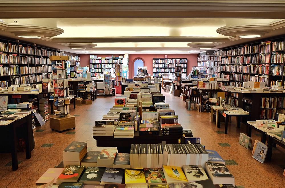Boekhandel De Zondvloed in Mechelen