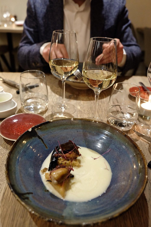 Dinner at Kok au Vin Restaurant in Bruges