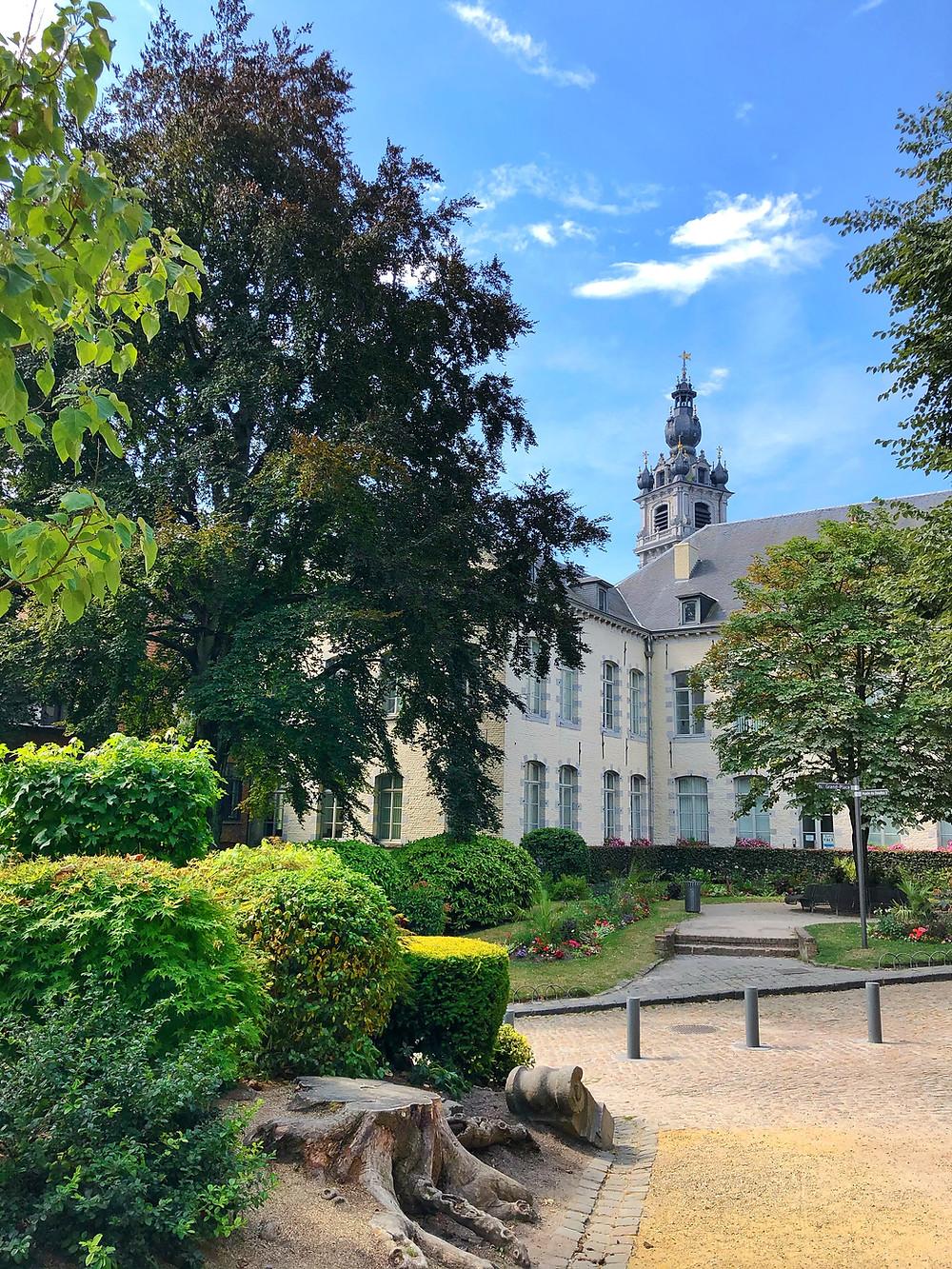 Mayor's Garden Mons Belgium