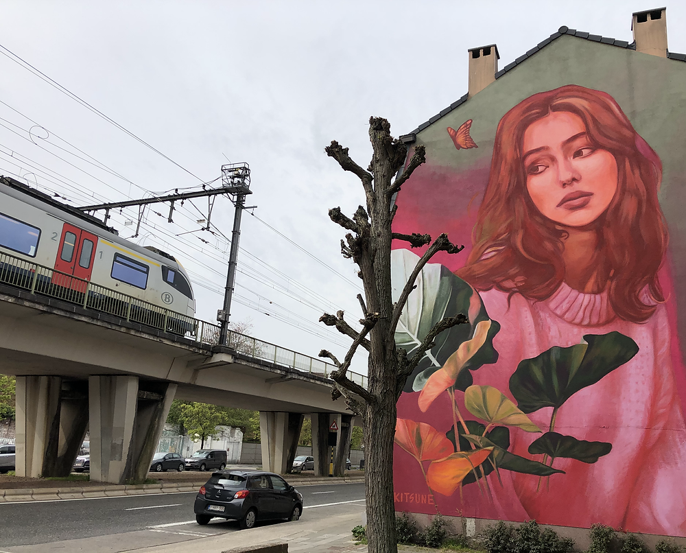 Kitsune Jolene Sint-Niklaas