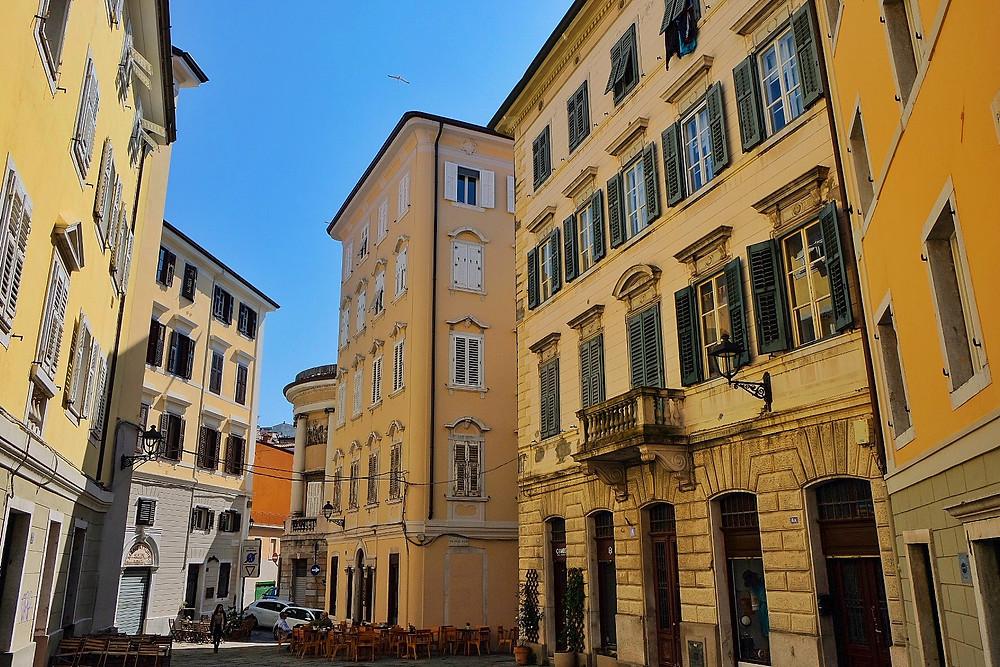 Piazza del Barbacan Trieste