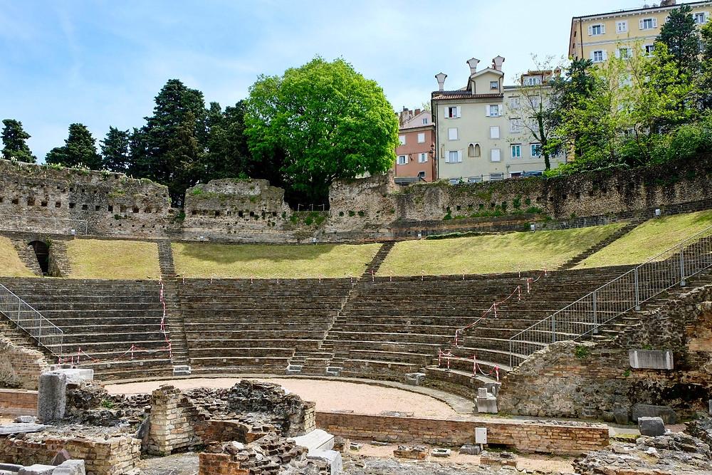 Roman Theatre Trieste