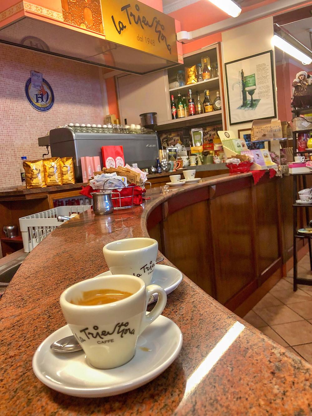 Caffe Torrefazione Trieste