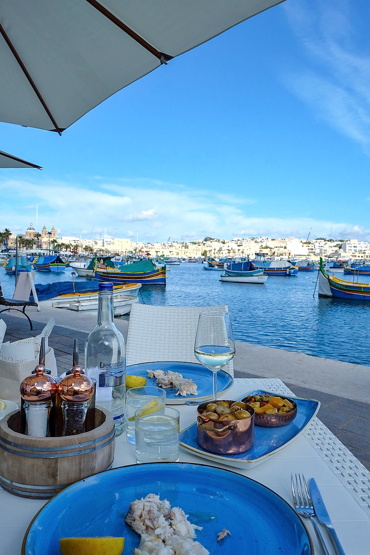 Restaurant Capo Mulini in Marsaxlokk