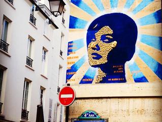 Paris: street art gems