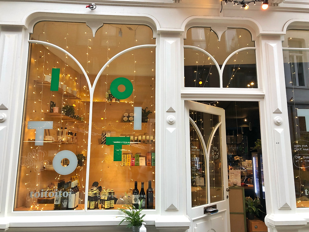 ToiToiToi - Specialty Coffee x Culture Antwerp