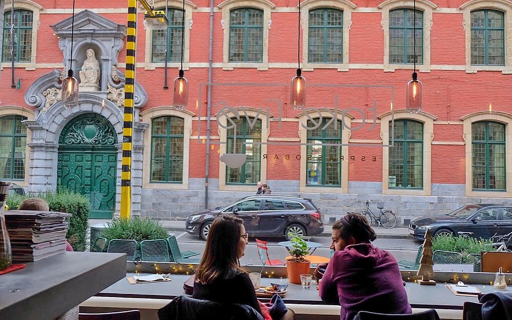 Take 5 Espressobar in Ghent